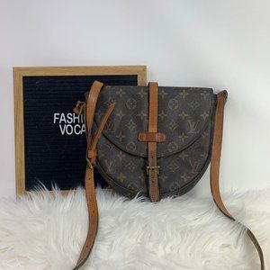 Louis Vuitton Chantilly PM Monogram Crossbody